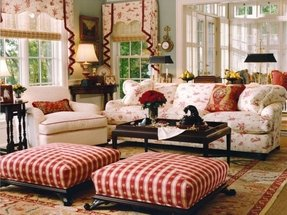 English country decorating style 1