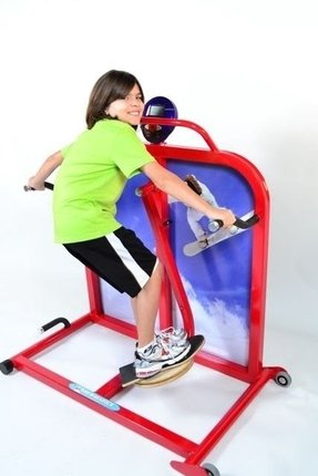 Exercise equipment for kids