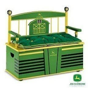 Farm toy box 22