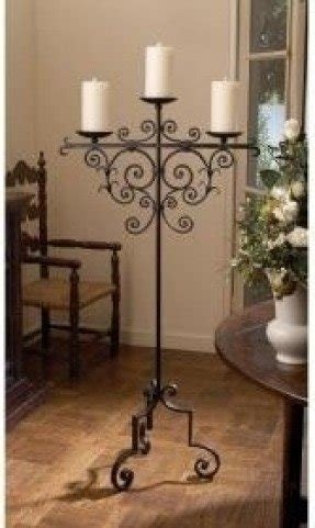 Top Iron Floor Candle Holders - Foter US94