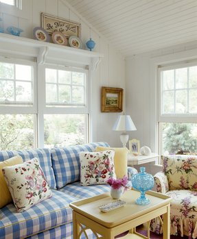 Country Cottage Sofas - Foter