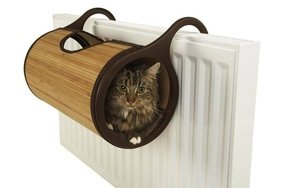 Furniture litter boxes for cats