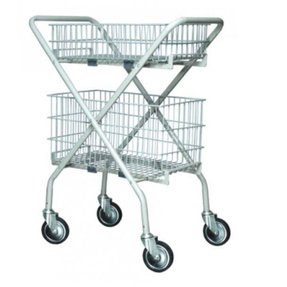 Grocery pull cart