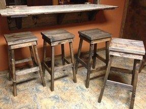 Outdoor Wooden Bar Stools Ideas On Foter