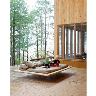 Indoor porch swing 1