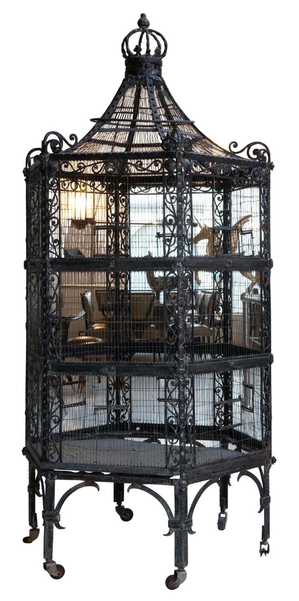 Iron Bird Cages Ideas On Foter