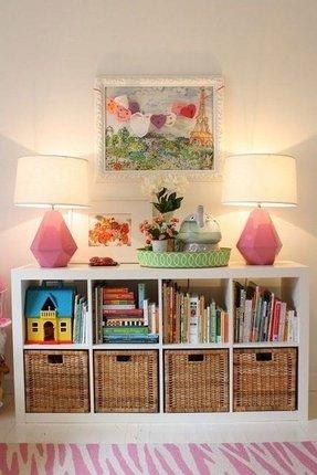 pocket kids ana bookshelf princess white projects diy leaning
