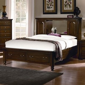 King bookcase bed 5