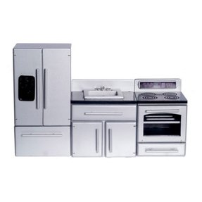 Kitchen set stainless steel