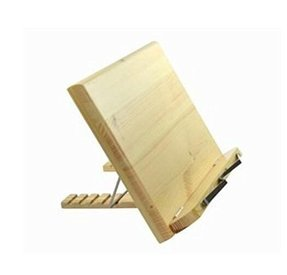 KLOUD City ® Wood bookstand laptop iPad book stand holder