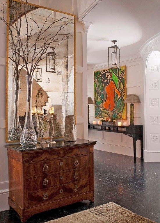 Large clear vase decoration ideas & Clear Floor Vase - Foter