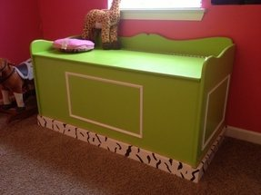 Extra Large Toy Box Ideas On Foter