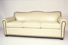 Leather Camel Back Sofa - Ideas on Foter