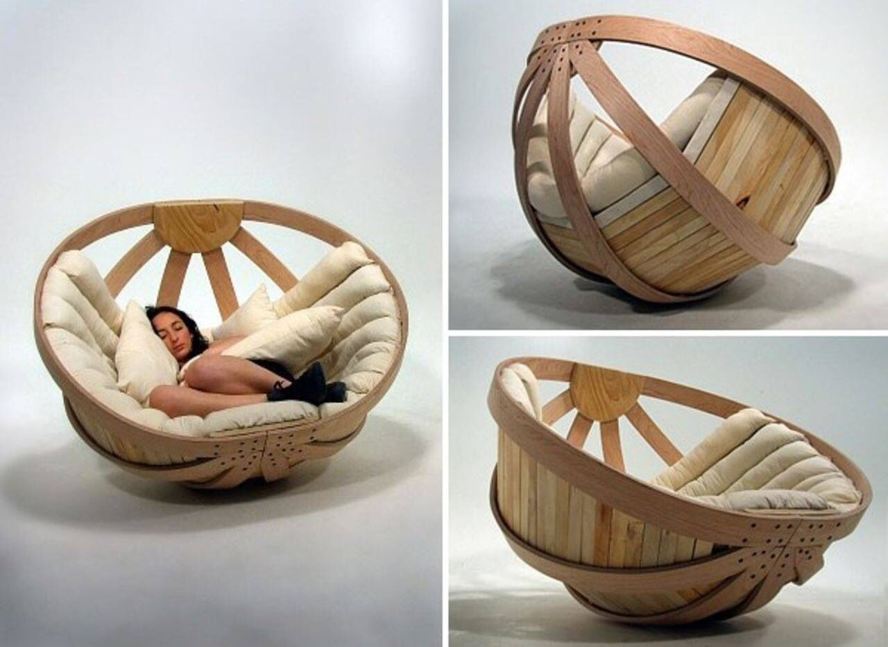 Incroyable Modern Papasan Chair 10