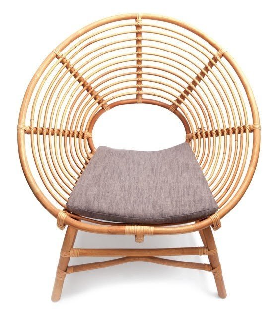 Modern Papasan Chair 13