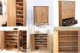 Oak shoe cabinet  sc 1 st  Foter & Oak Shoe Cabinet - Foter