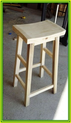 Outdoor Wooden Bar Stools Foter