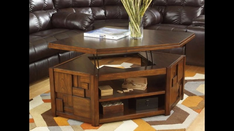 Ordinaire Pie Shaped Coffee Table