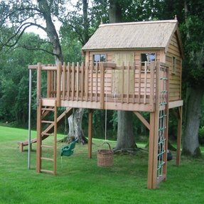 Playhouse for older kids