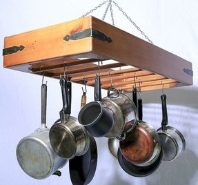Pot hanger ideas
