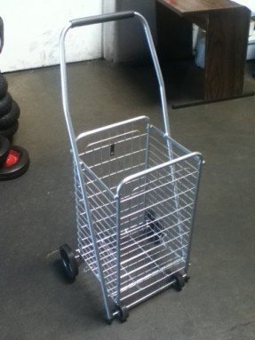 Pull cart for shopping