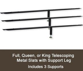 Queen bed support slats 9