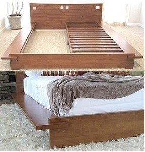 Slat Size For Queen Bed