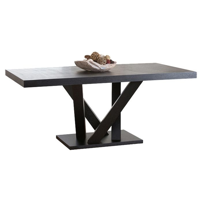 Sleek glamour kinlin dining table