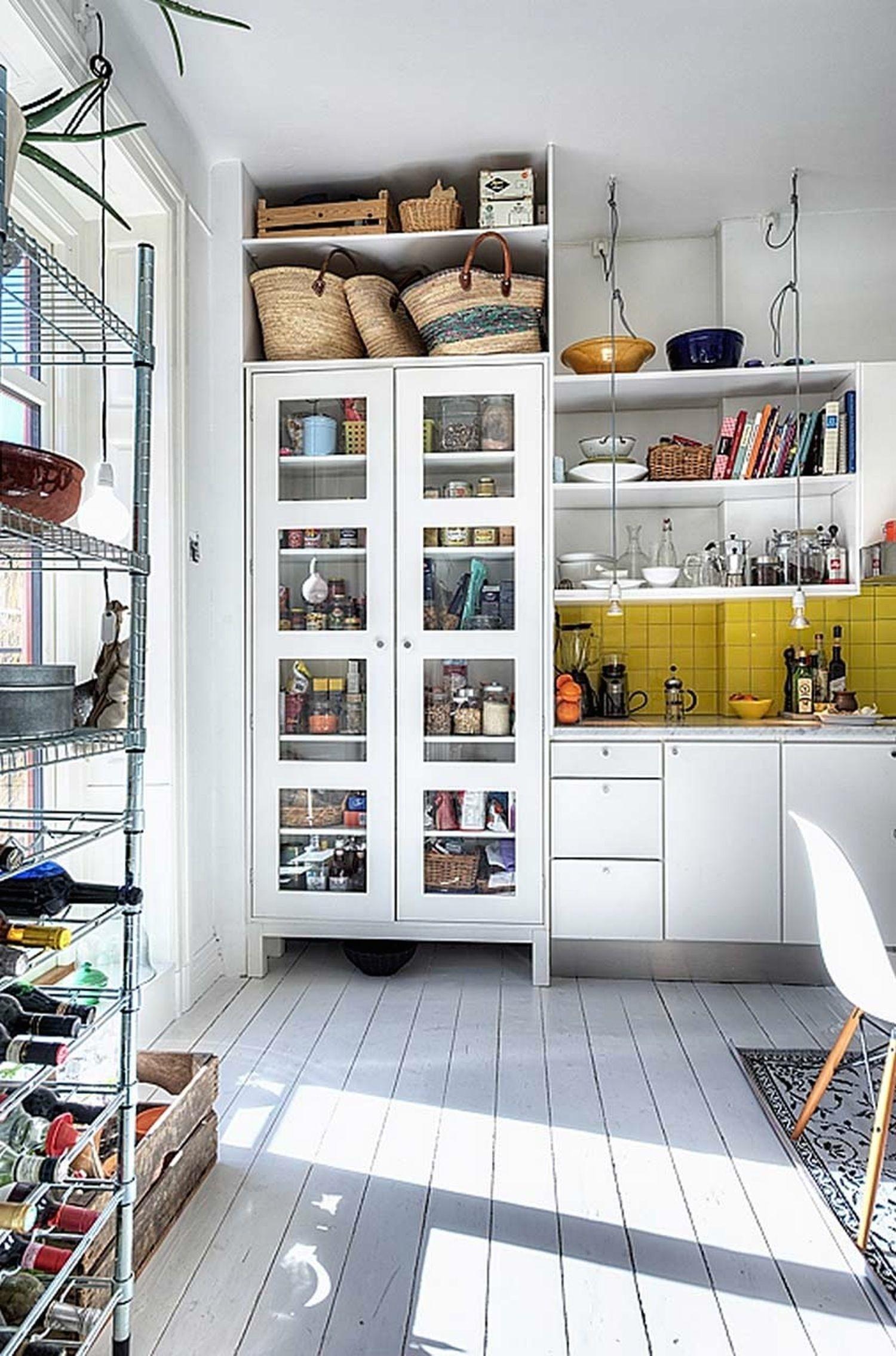 Genial Slim Wall Cabinet