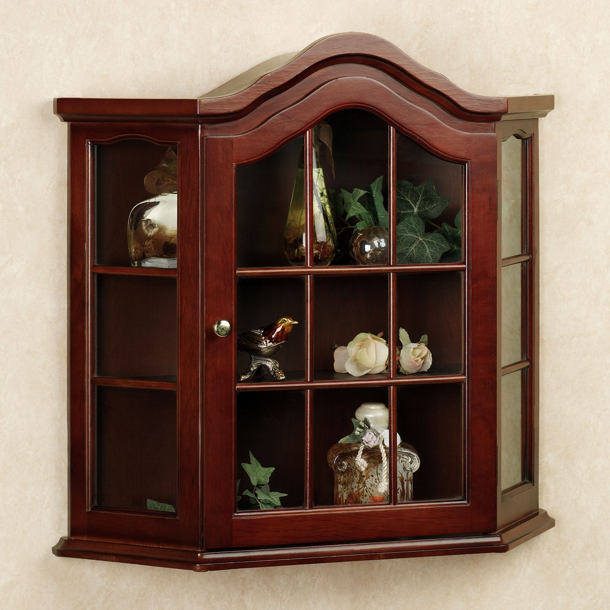 Superieur Small Curio Cabinets