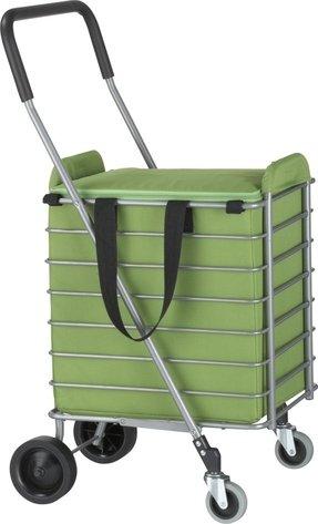 Small Folding Shopping Cart - Foter