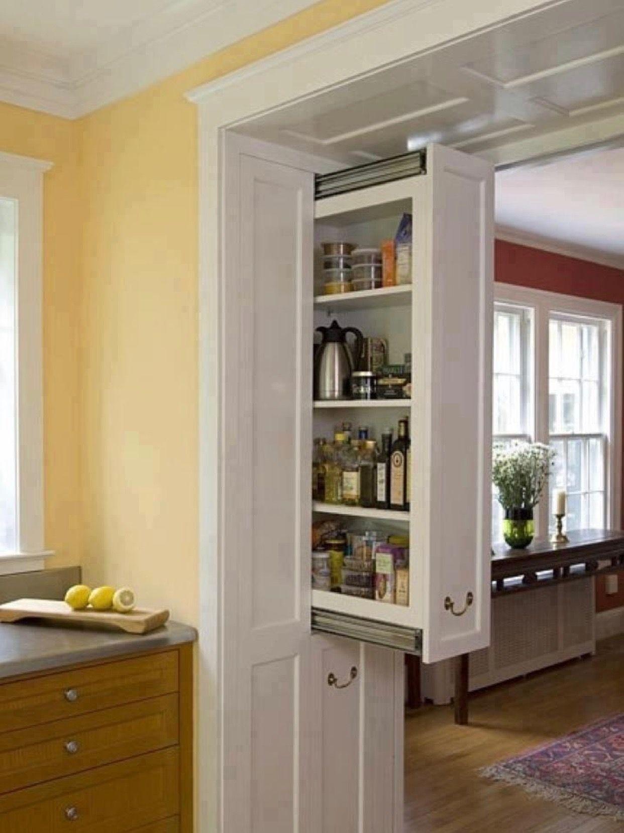 Nice Thin Cabinet