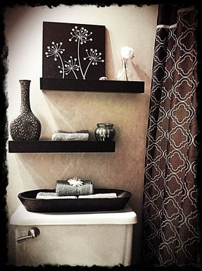Toilet Tank Top Decorations Home Decorating Ideas