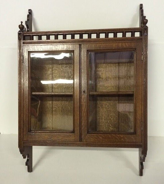 Superieur Hanging Curio Display Cabinet   Ideas On Foter