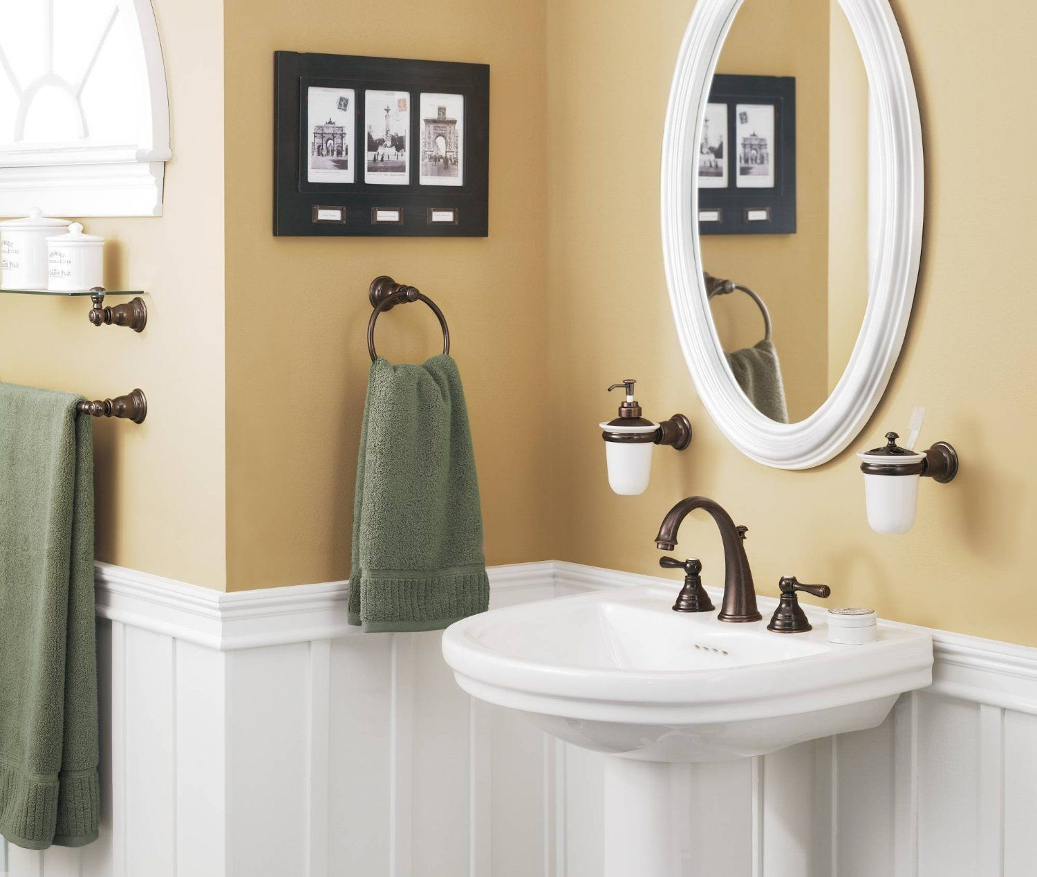 Bon Wall Mounted Bathroom Accessories 19