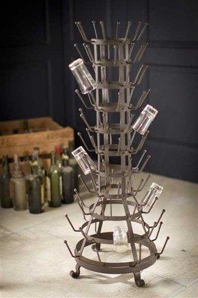 Metal Wine Bottle Rack Foter