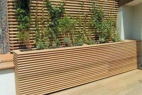 Wooden Deck Boxes Foter