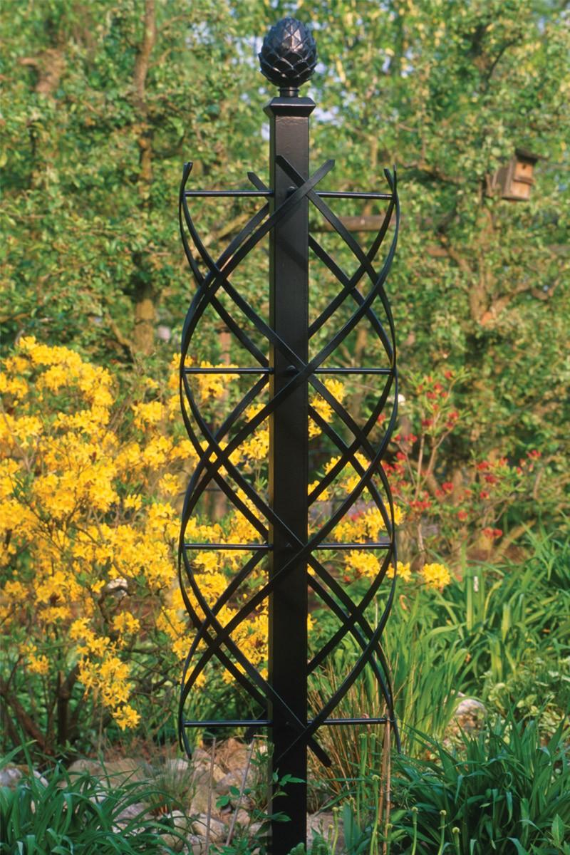 Wrought Iron Obelisk