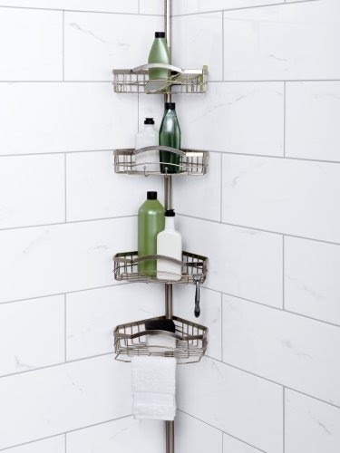 Brushed Nickel Shower Caddy Ideas On Foter