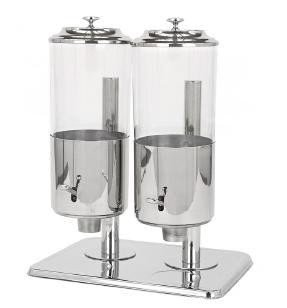 240 Oz. Bulk Double Cereal Dispenser