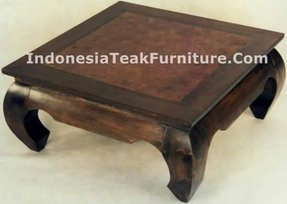 Balinese coffee table 3