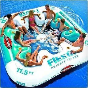 Beach inflatables for adults