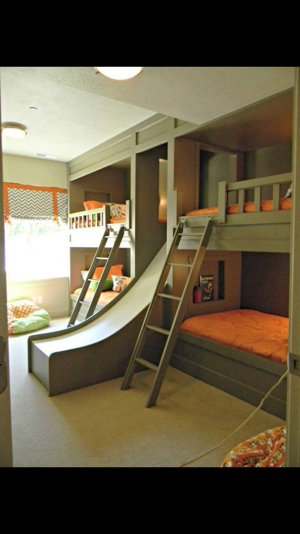 Superior Bookcase Bunk Bed 7