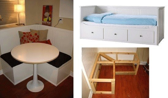 breakfast nooks for small kitchens ideas on foter rh foter com small kitchen design with breakfast nook