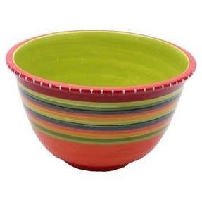 Certified International Hot Tamale 11-1/2-inch Deep Bowl