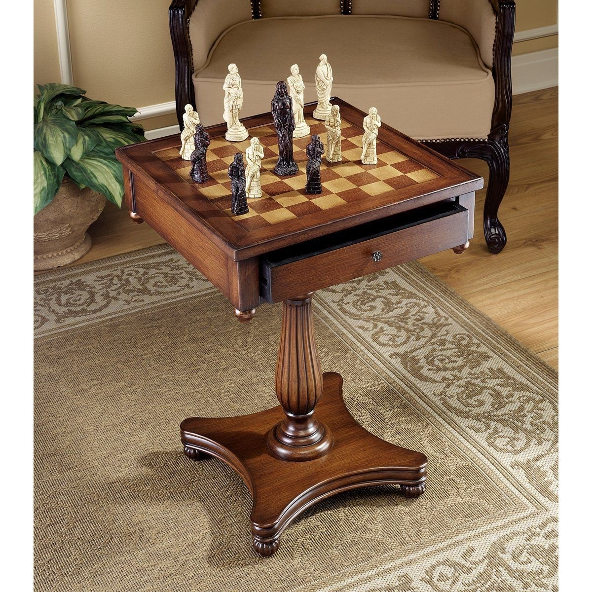 Chess Board Tables Furniture 2