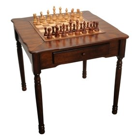 Chess checkers backgammon table 1