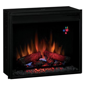 Classic Flame Classic Flame 23 in. Electric Fireplace Insert with Backlit Display