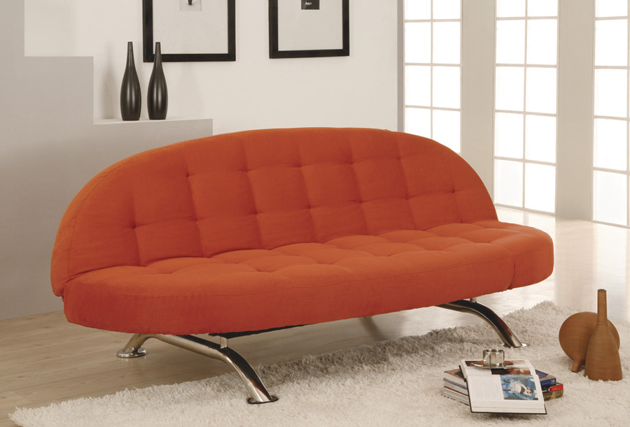 Convertible Chaise Sofa 2