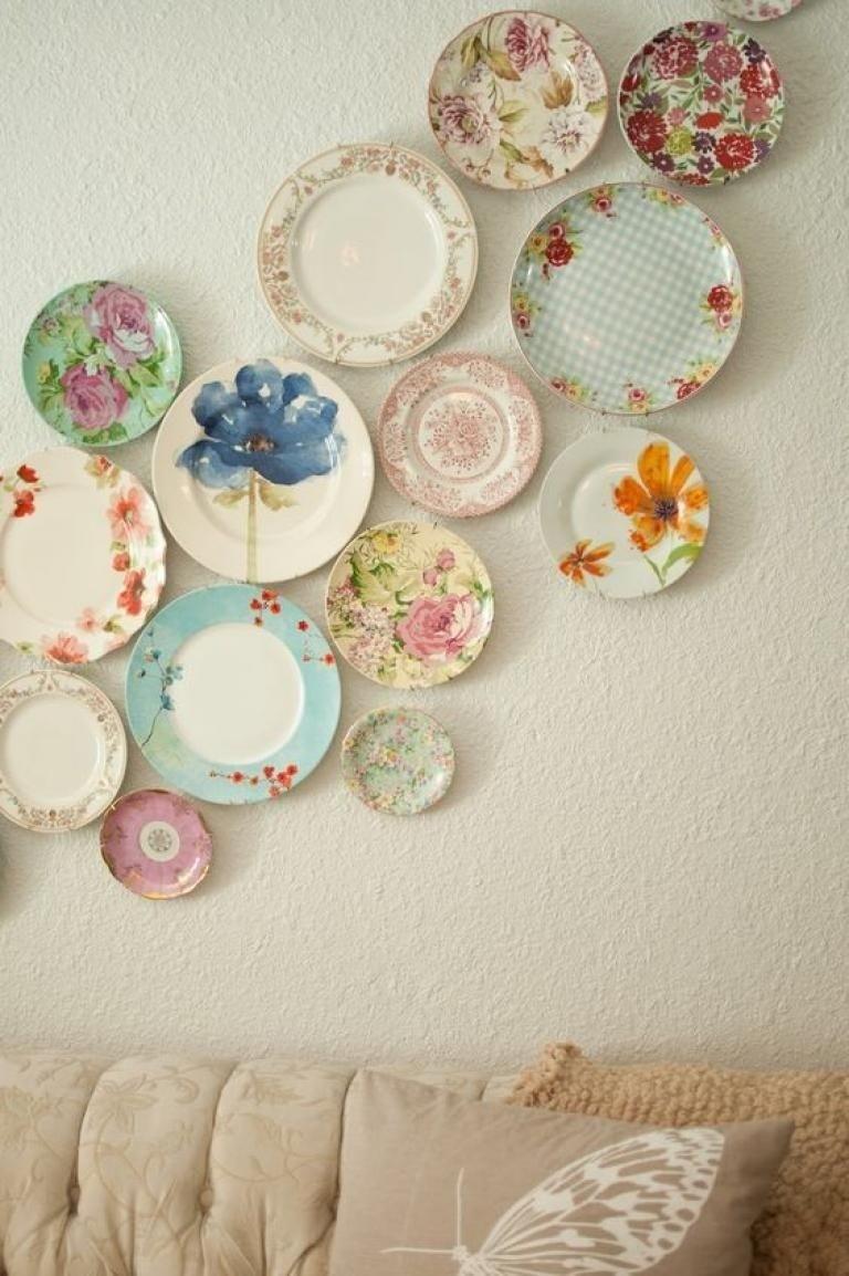 Decorative ceramic wall plates 5 & Decorative Ceramic Wall Plates - Foter